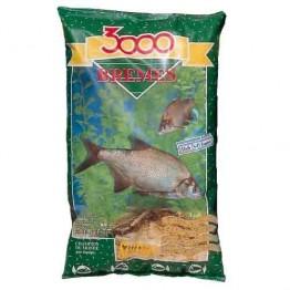Прикормка Sensas 3000 Bremes 1 кг (Лещ)